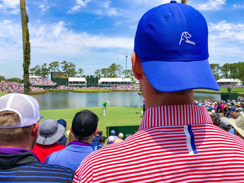 Rhoback at The Players Championship