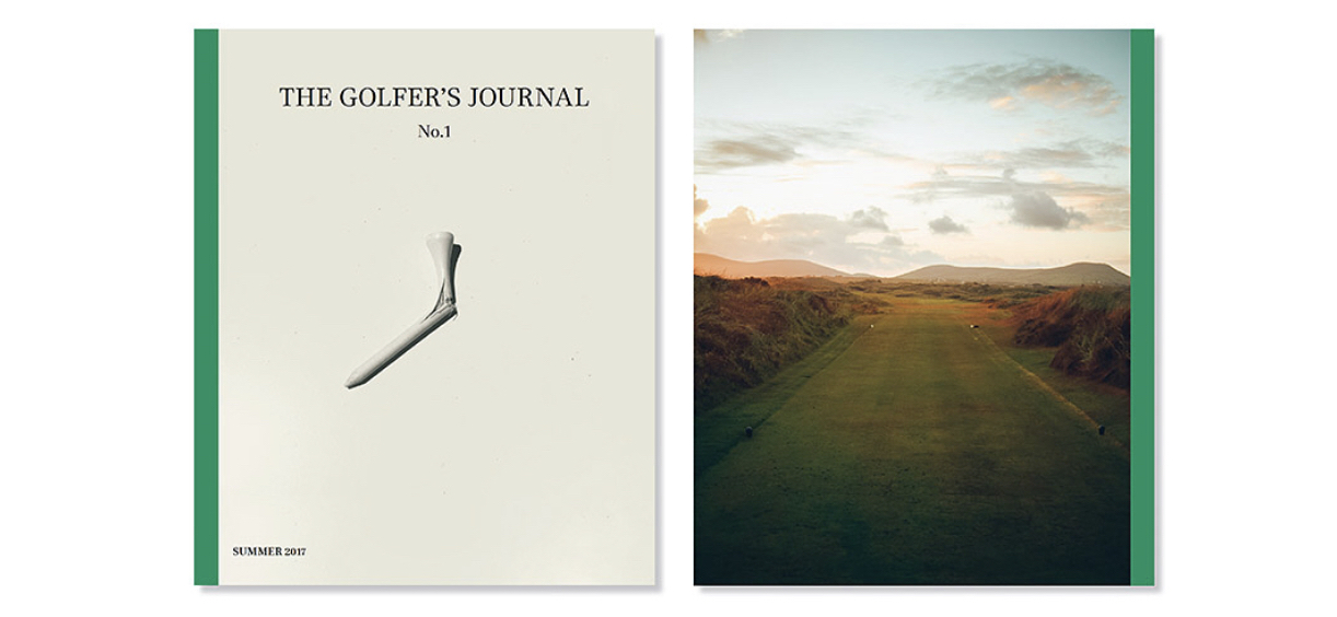 Volume 1 of The Golfer's Journal