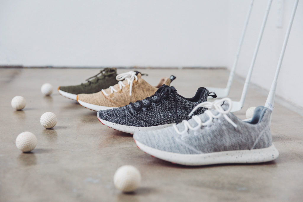 A look at all colorways of the TOMO Golf Shoe