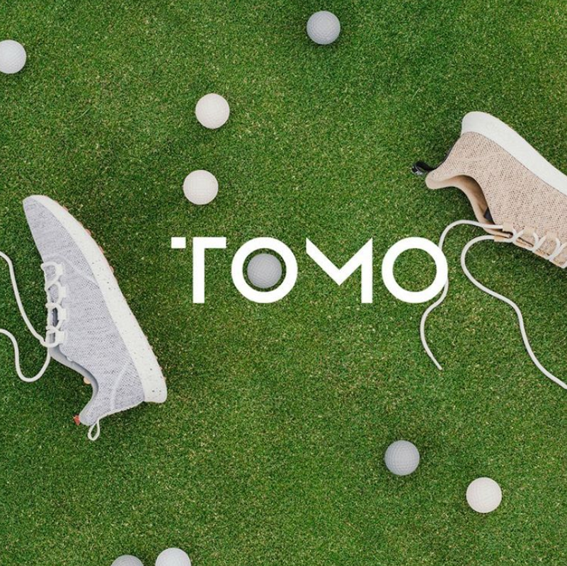 TOMO Golf is branding a lifestyle around their product