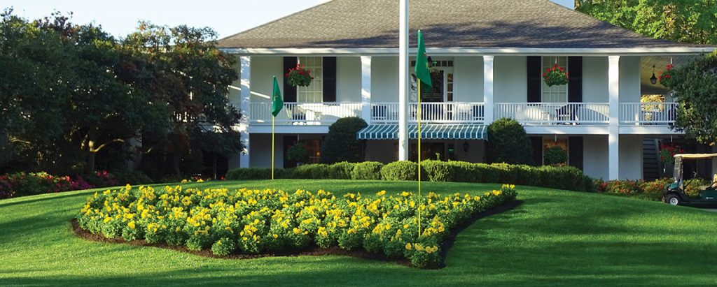 A Brief History of The Masters: Augusta National