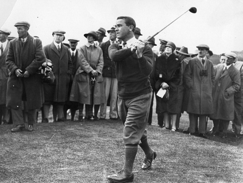 Gene Sarazen: The Shot Heard Round the World
