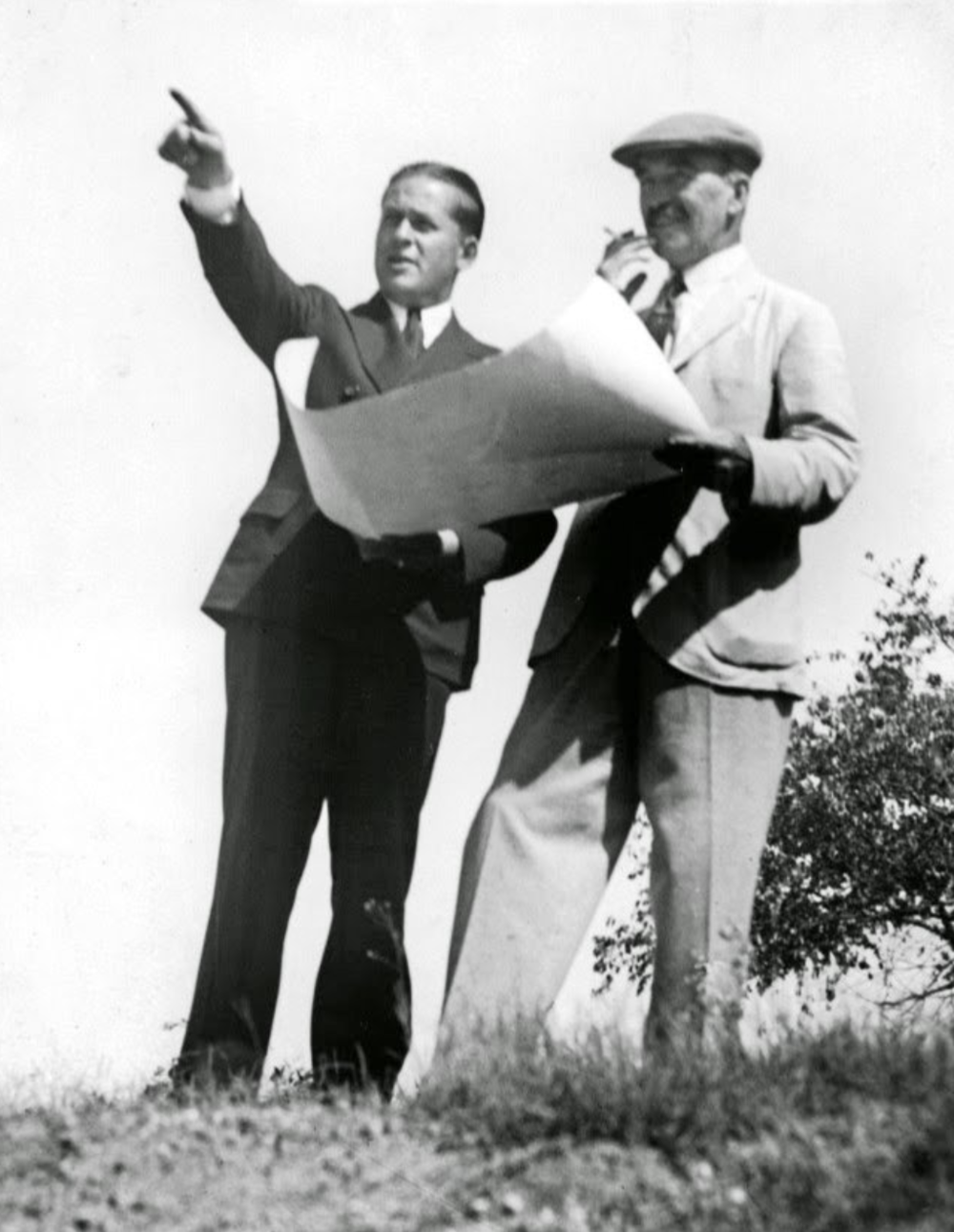 A Brief History of The Masters: Alister MacKenzie and Bobby Jones