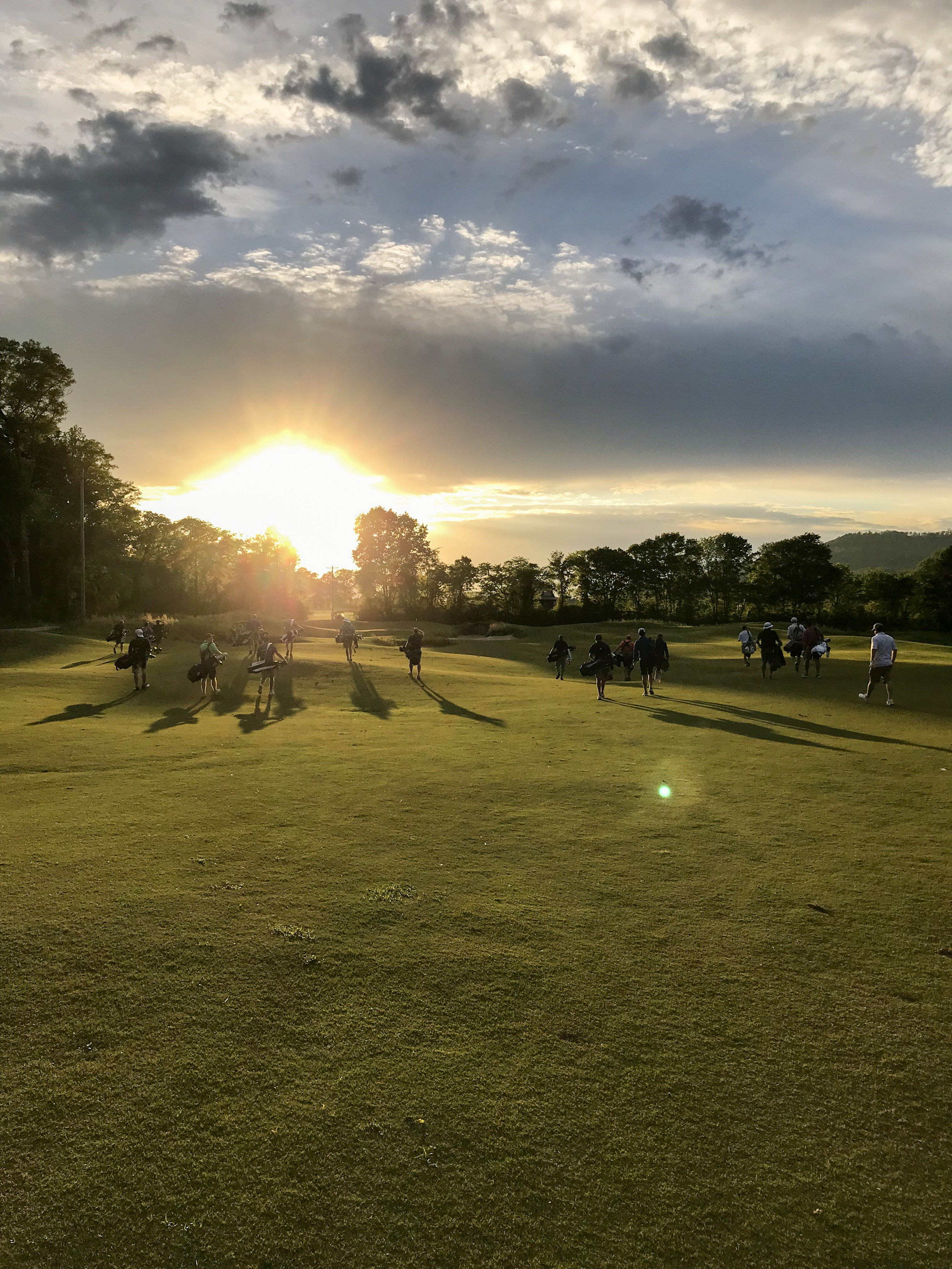 NewClub Golf Society: scenes from that epic alternate shot at Sweetens Cove